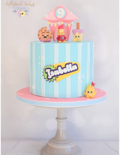 Shopkins stripe