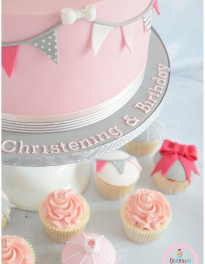 Christening Cake - Details