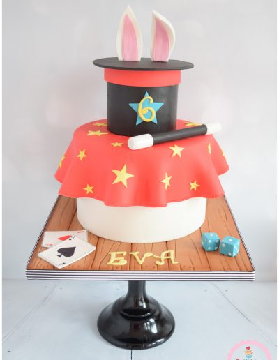 Magical Themed Cake