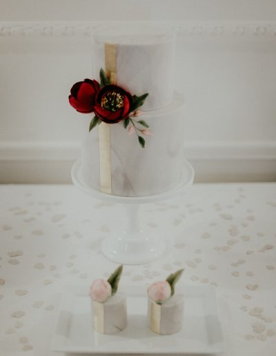 Two Tier Marble & Gold - The Alverton - Photo Credit: https://www.oliviawhitbread-roberts.com/