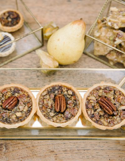 Individual Pecan Pies