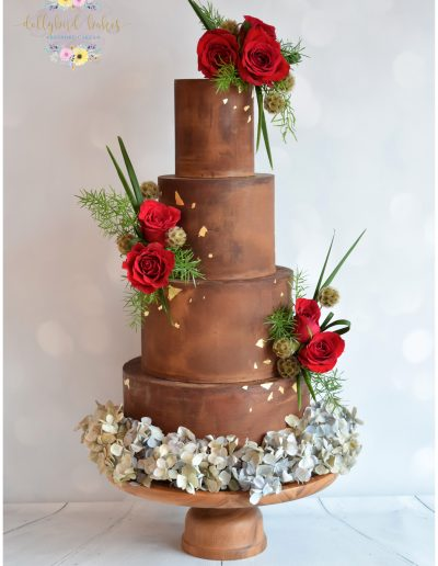 Chocolate & Roses - Flower (Flowers by Donna Cornish, Launceston)