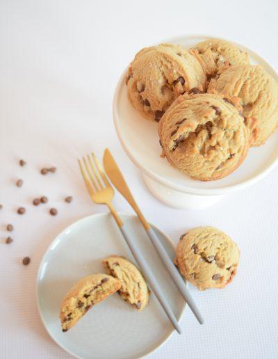 Choc Chip Cookies - Dollybird Bakes - Sweet Treats - Dessert Table